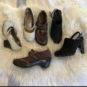 Women's shoes lot 3